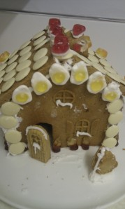 Alternative Gingerbread House