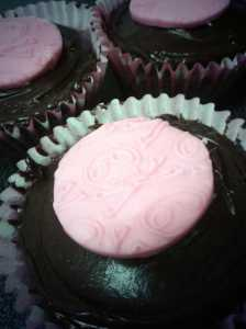 Don't be fooled by the skull and crossbones icing!