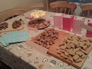 Fudge Party