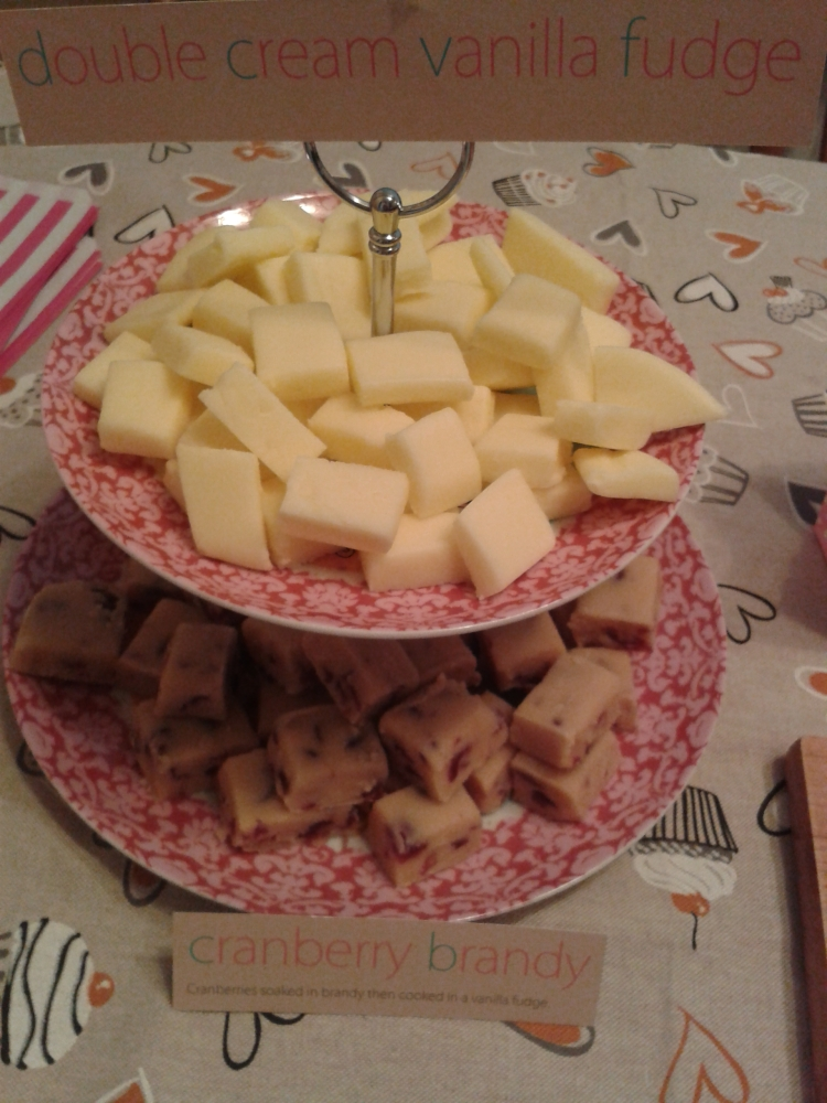 The joys and pitfalls of making fudge (2/3)